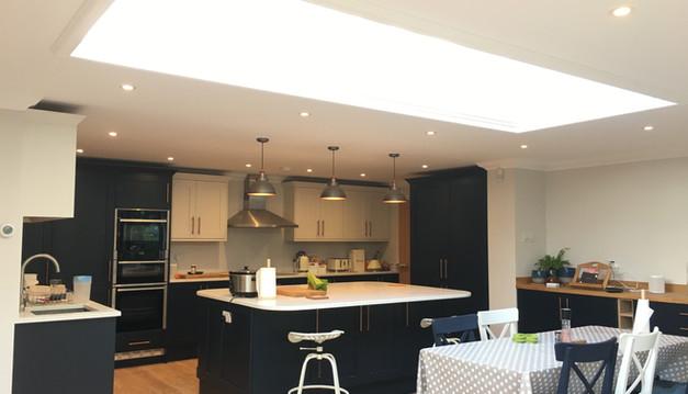 Kitchen after completion