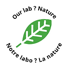 Our lab is nature.png
