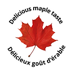 Delicious maple taste.png