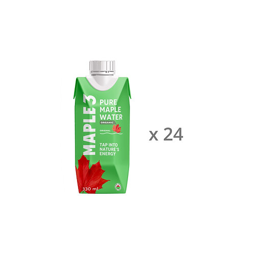 Pure Maple Water - 24 x 330 ML