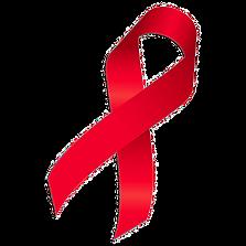 エイズ、リボン
