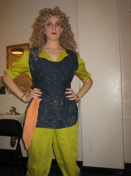 Penelope Pennywise- Urinetown