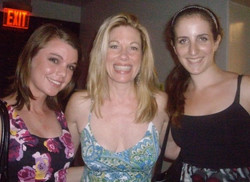 with Marin Mazzie