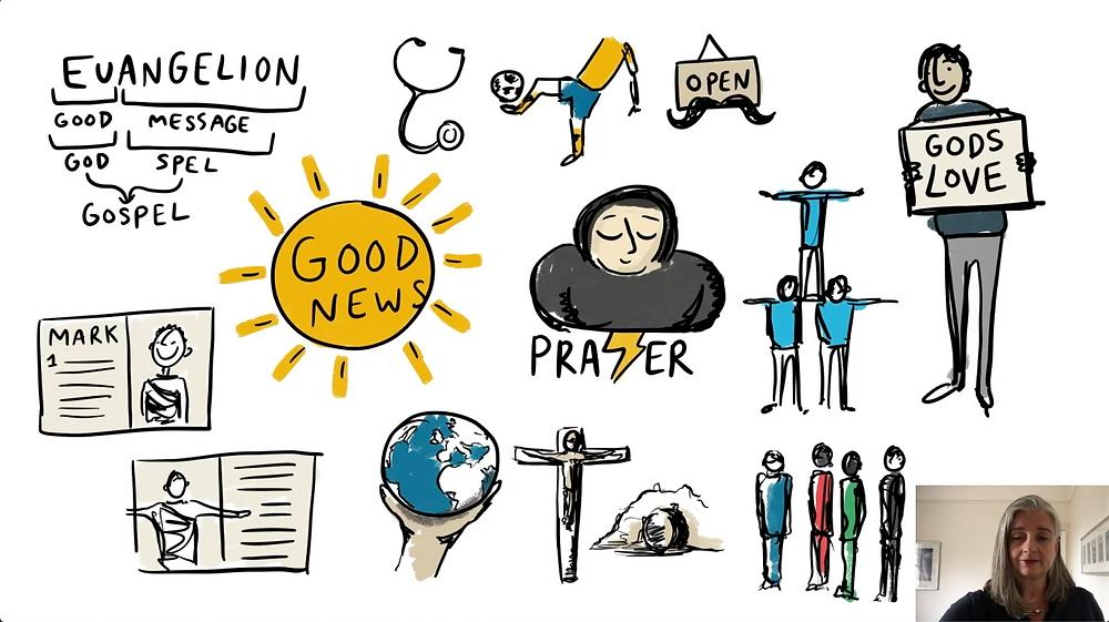 Good News talk Graphic