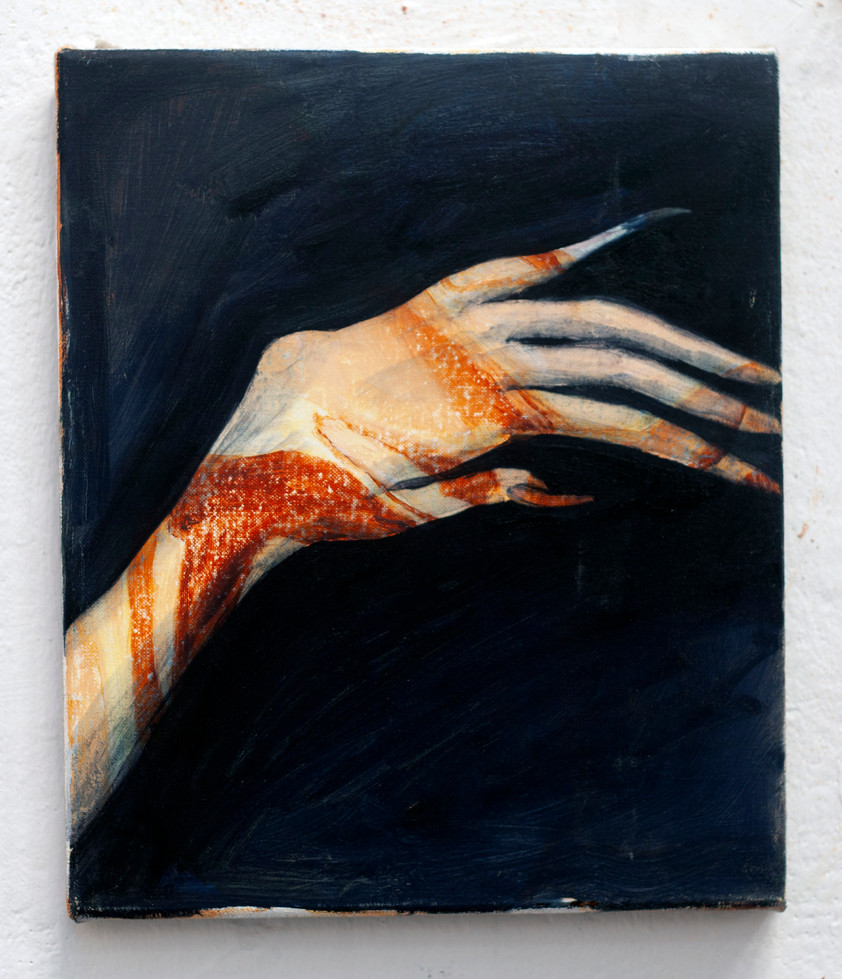 witch hand