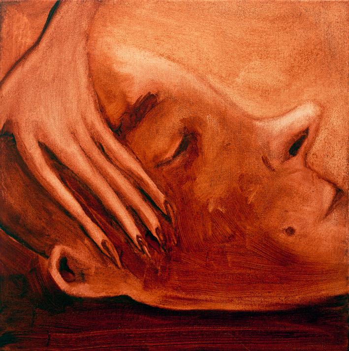 Mão e cabeça