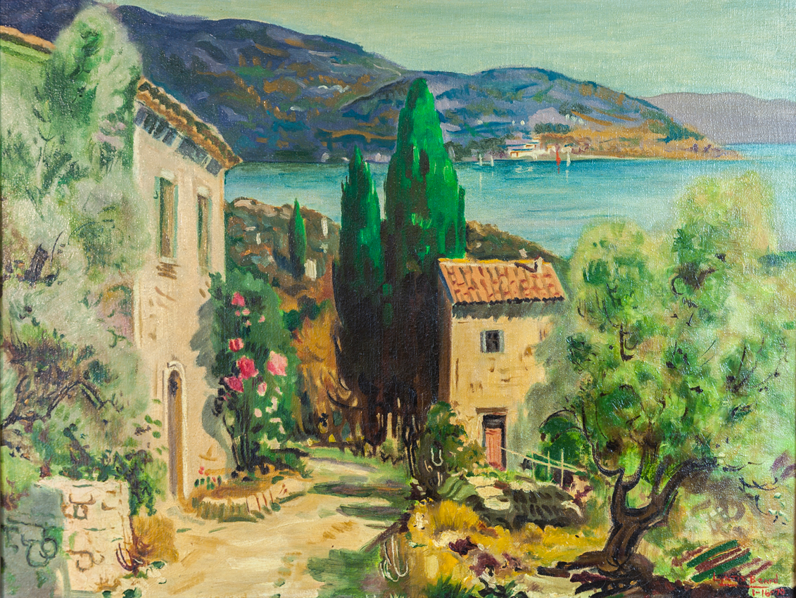 Italian Landscape (1970)