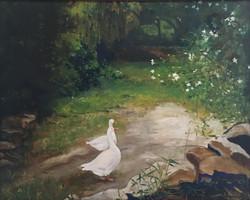 Abuela's Yard (2004)