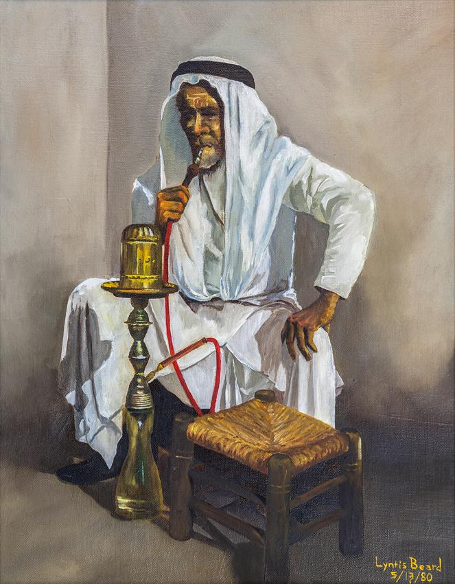 Arab and Hookah (1980)