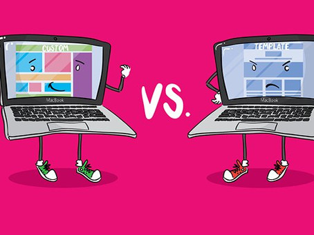 Custom Website Vs Template Website: Which Is Right For You?