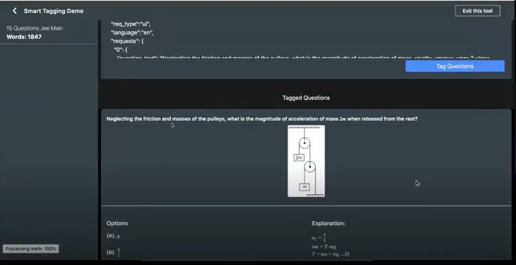 Example Solution module