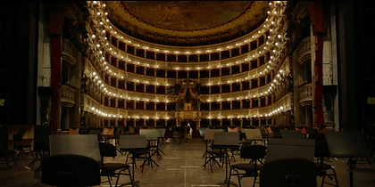 Teatro San Carlo   The Unstoppable Show