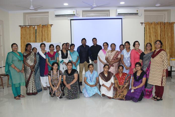 अखिल भारतीय लोरेटो शिक्षक कार्यशाला