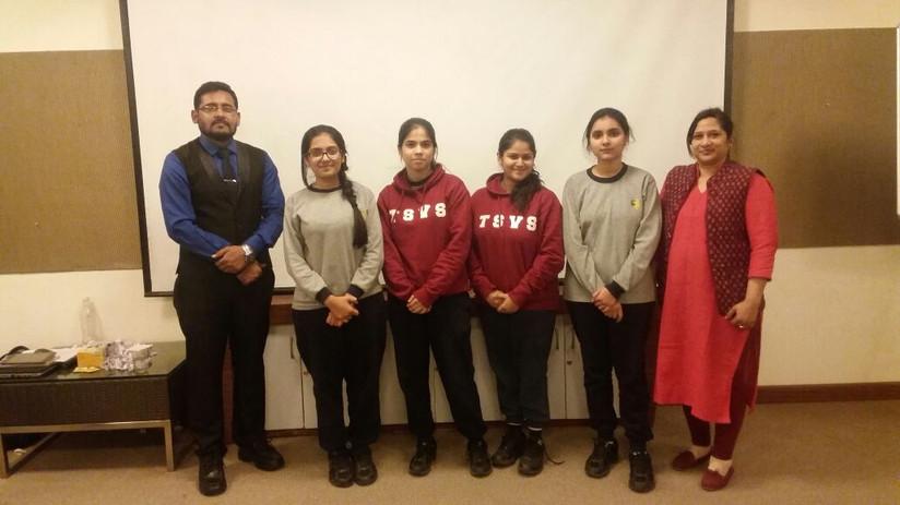 संस्कार वैली स्कूल, भोपाल