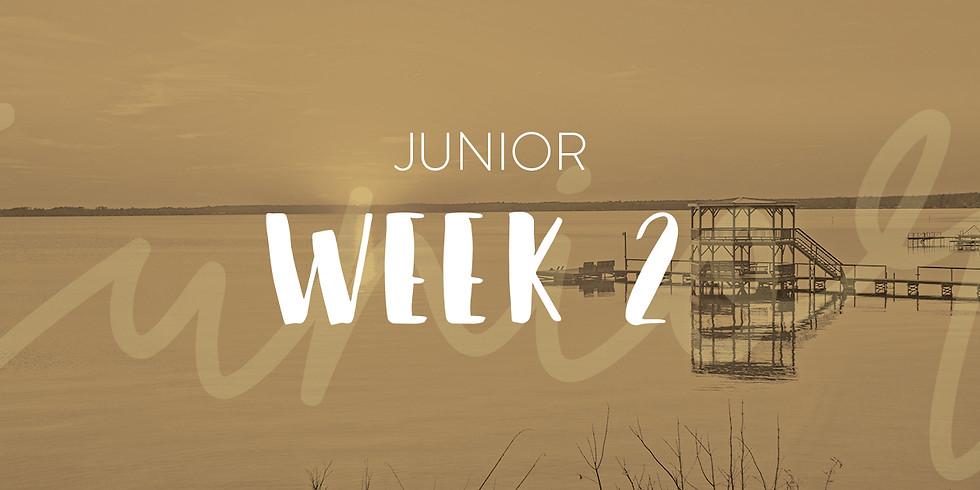 Junior Camp Week 2
