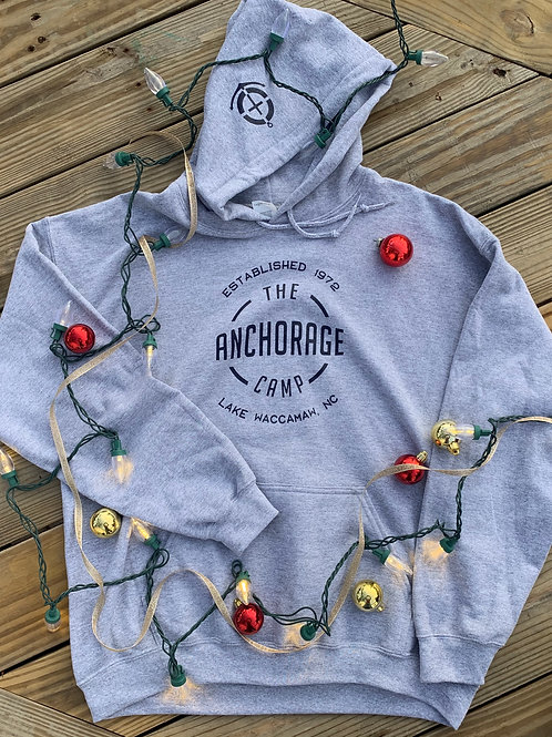 Youth Sport Grey Anchorage Hoodie