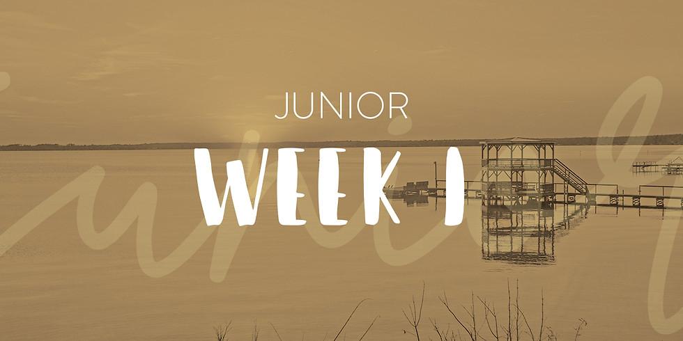 Junior Camp Week 1