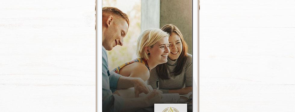 Organization + Address Snapchat Filter
