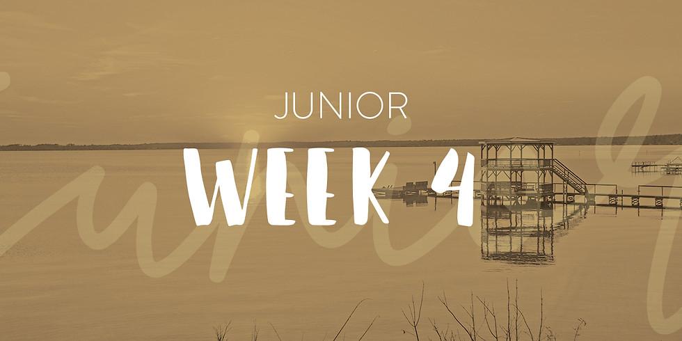 Junior Camp Week 4