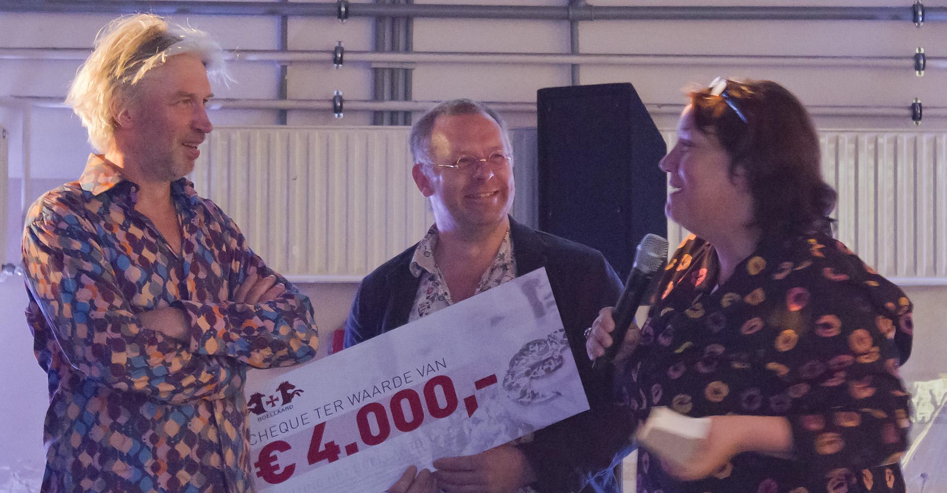 Remy & Veenhuizen Boellaardprijswinnaars 2015