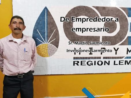 Inversiones Sarmiento /  Café Chupucay / Caso de éxito