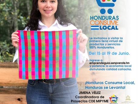 Primera Feria Virtual Honduras Consume Local