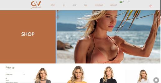 Gabriella Vanti - Online Store