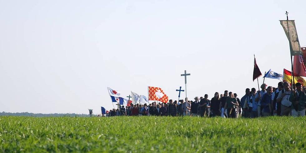 Da Parigi a Chartres - Pellegrinaggio di Pentecoste