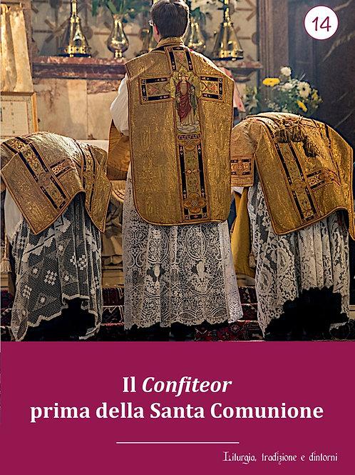 LTD 14 - Il Confiteor prima della Santa Comunione