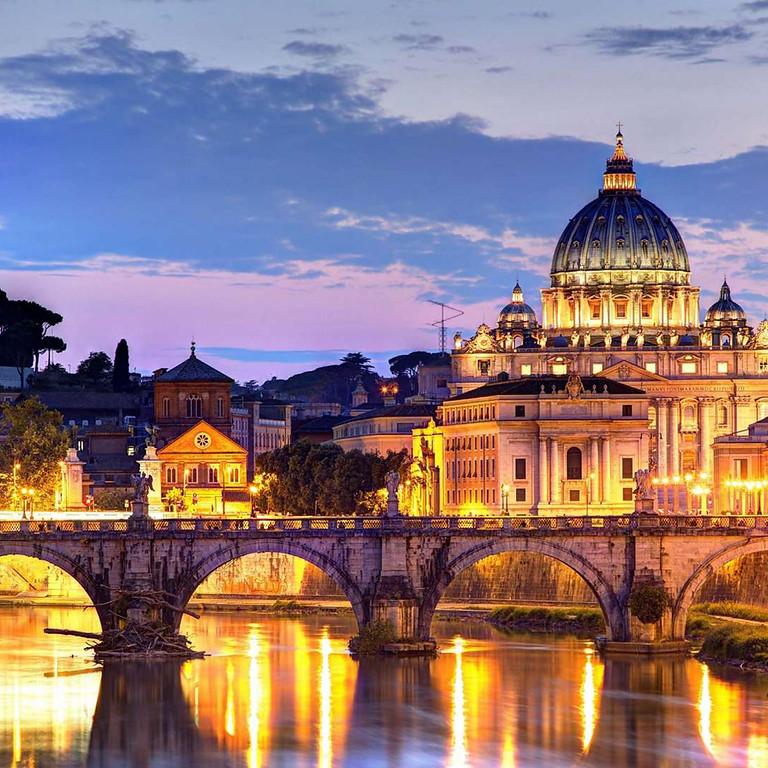 ROMA - MARCIA PER LA VITA
