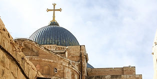 Church-of-Holy-Sepulcher-on-Holy-Land-To