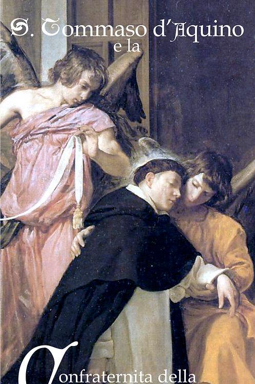 S. Tommaso d'Aquino e la Confraternita - Opuscolo