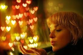 O amor vem de nós, e demora.