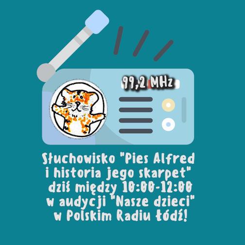 Słuchowiska w Radiu Łódź