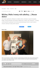 Laureat konkursu w Radiu Łódź