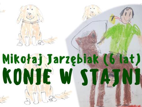 Bajki pisane przez dzieci - Mikołaj Jarzębiak