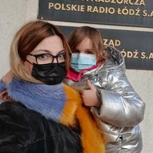 O premierze książek w Radio Łódź
