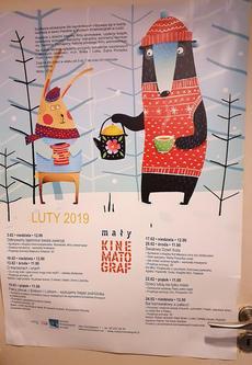 Plakat Muzeum Kinematografii