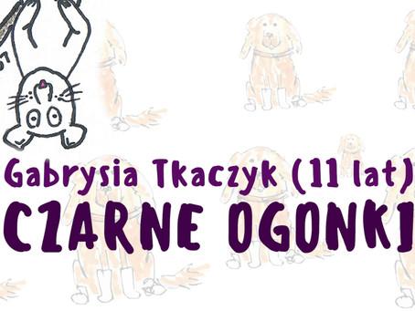 Bajki pisane przez dzieci - Gabrysia Tkaczyk