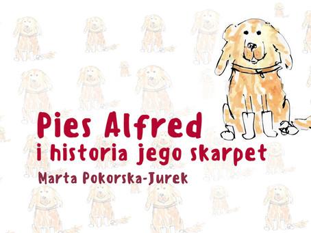 Bajka: Pies Alfred i historia jego skarpet. Słuchowisko i warsztaty
