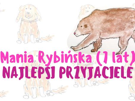 Bajki pisane przez dzieci - Marianka Rybińska