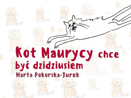 Bajka: Kot Maurycy chce być dzidziusiem. Słuchowisko i warsztaty