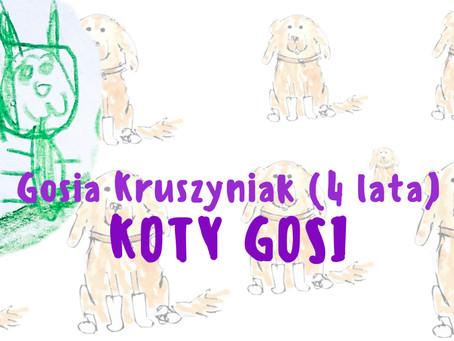 Bajki pisane przez dzieci - Gosia Kruszyniak