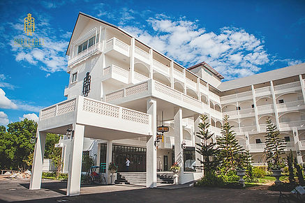 โครานารี่ คอร์ทยาร์ท บูทีค โรงแรม ที่พัก โคราช