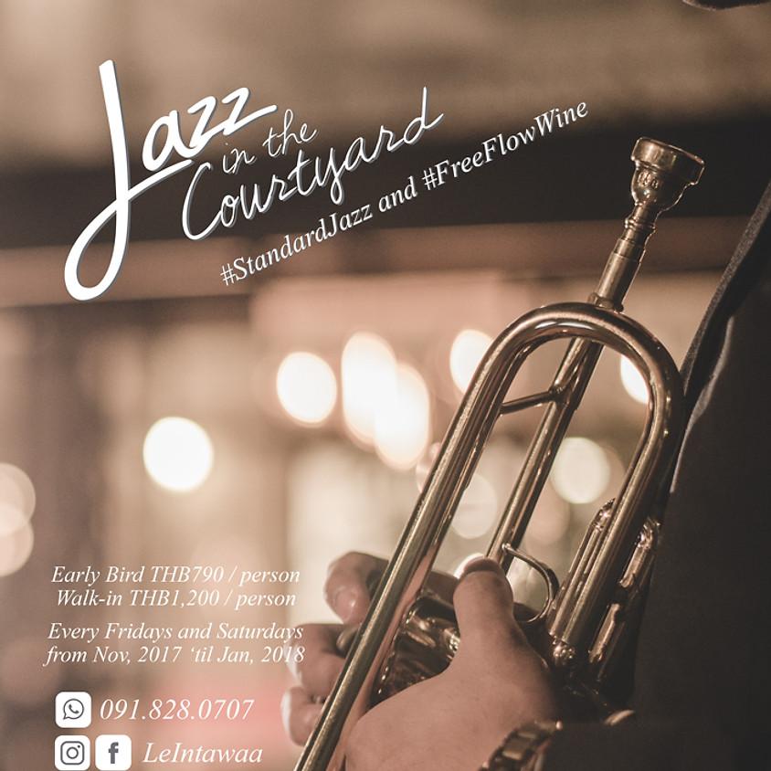 Jazz in Courtyard