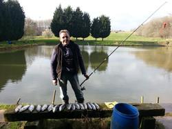 L'ouverture des étangs