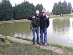 L'ouverture des étangs à truites