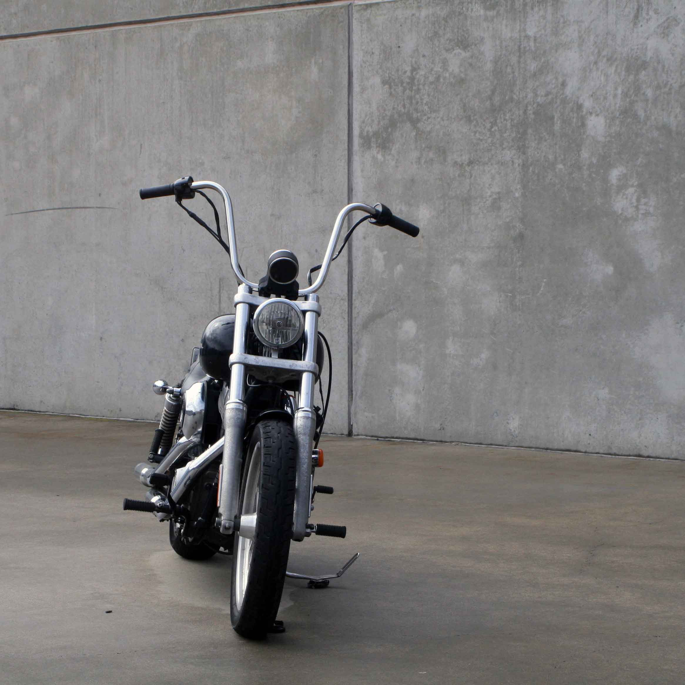 14 Quot Tall Ape Hanger Motorcycle Handlebars 1 Inch