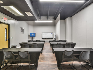 TRAINING + EVENT SPACE