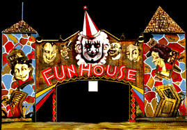 #NPM Day 9- Fun House